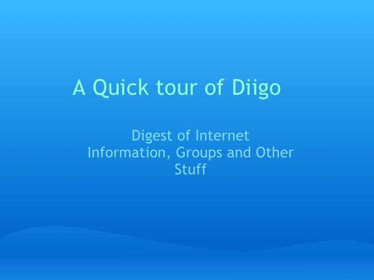 A Quick Tour_of_Diigo