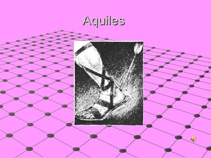 Presentación de Aquiles, Rocio Gómez 3º de ESO IESFelipe Trigo