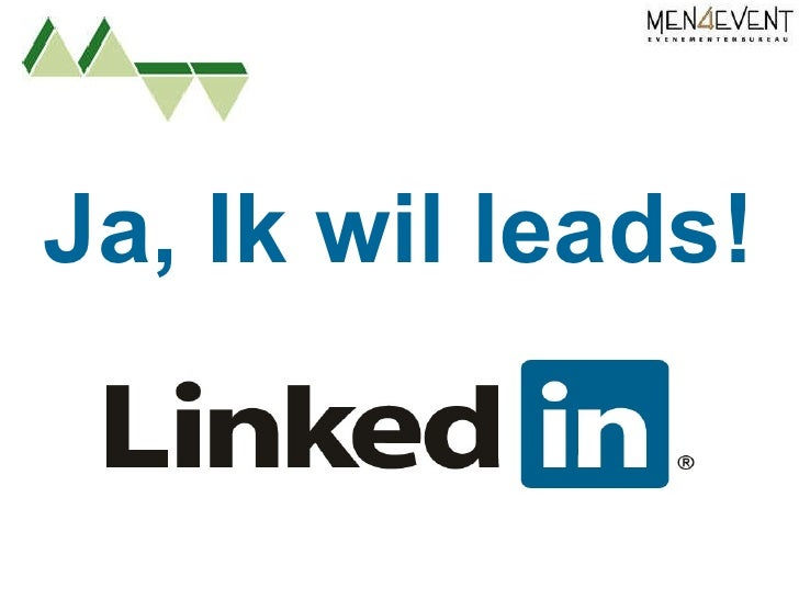 Acquireren Met Linkedin 2010