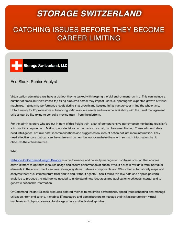 Catching Issues Before They Become Career Limiting