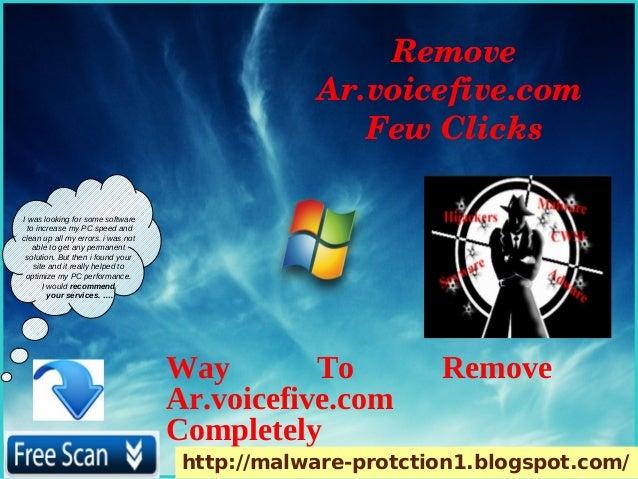 Remove Ar.voicefive.com