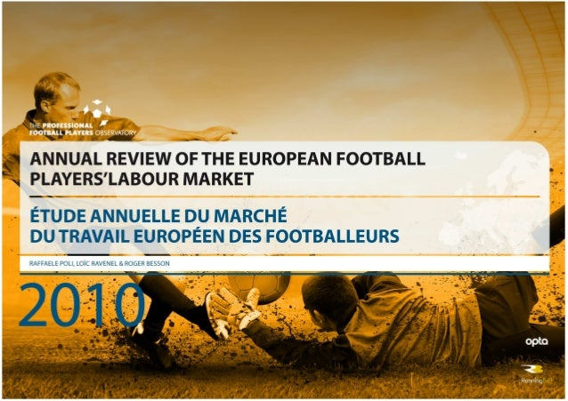 Annual Review of European Football Players