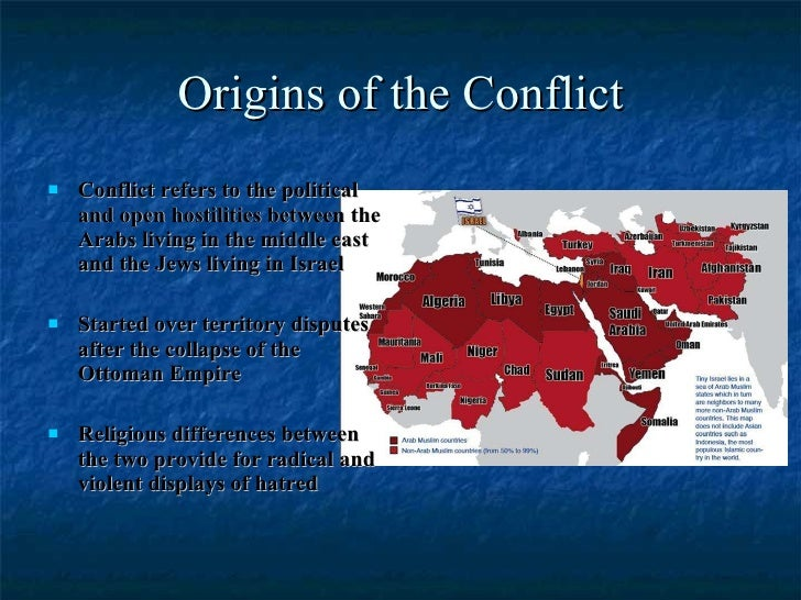 arab and israeli conflict essay The arab-israeli conflict essays: over 180,000 the arab-israeli conflict essays, the arab-israeli conflict term papers, the arab-israeli conflict research paper, book.
