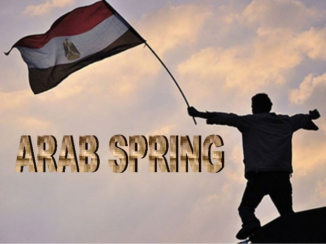 Arap Spring and Two Perspectives