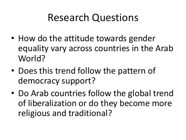 Understanding issues that make up good gender essay topics