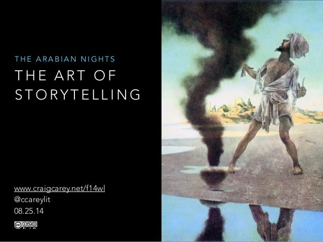 The Arabian Nights: The Art of Storytelling