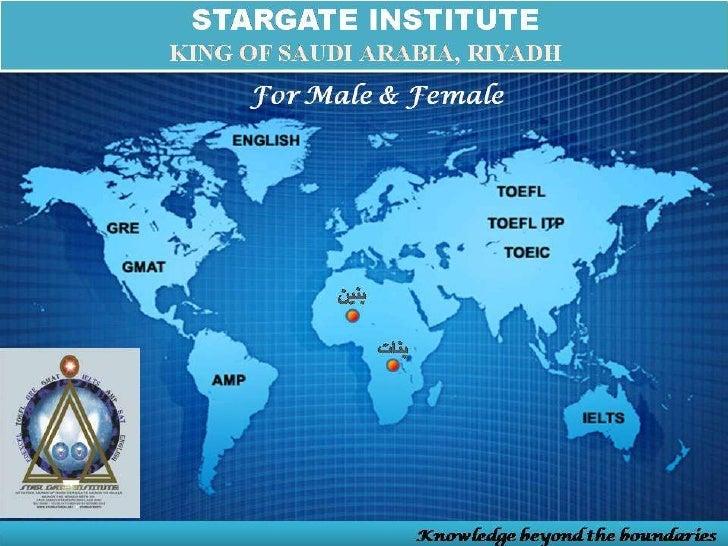 Stargate Institute