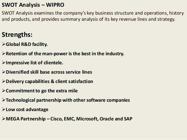 swot analysis of genpact A swot diagram showing swot analysis genpact you can edit this swot diagram using creately diagramming tool and include in your report/presentation/website.