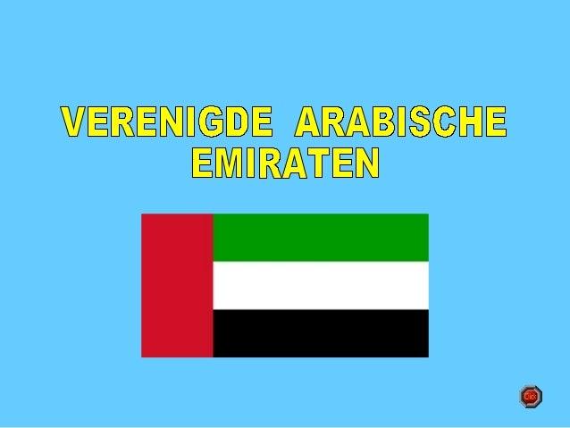 Arabische emiraten