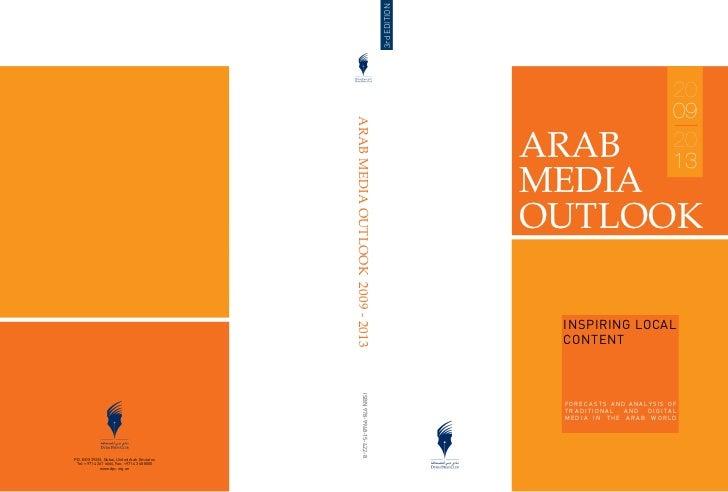 Arab Media Outlook 2003-2009