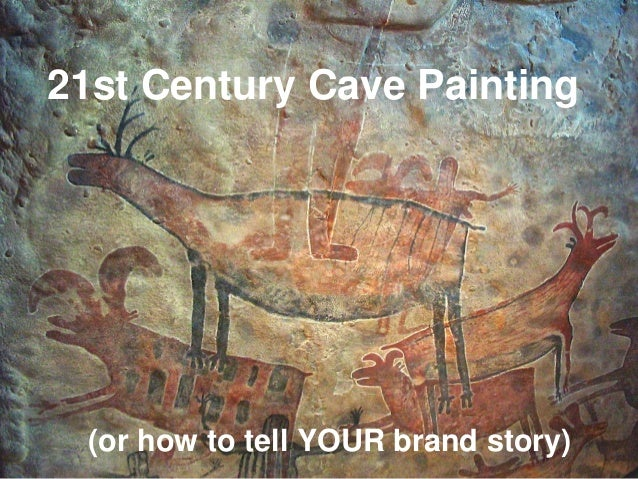 Building a brand telling your story by adah parris arabnet digital - Fahouse a story telling architecture ...
