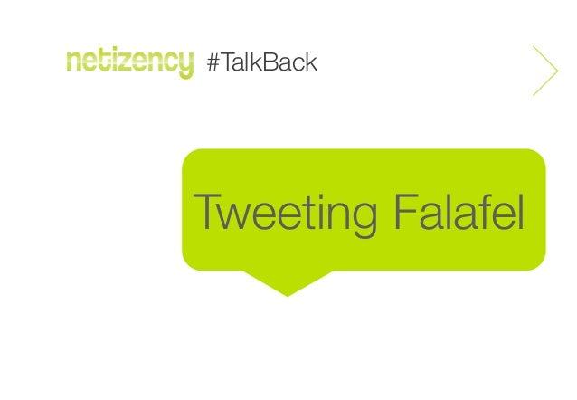 Twitter Case Study: Just Falafel