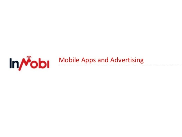 Mobile Apps and Advertising - ArabNet (ME)
