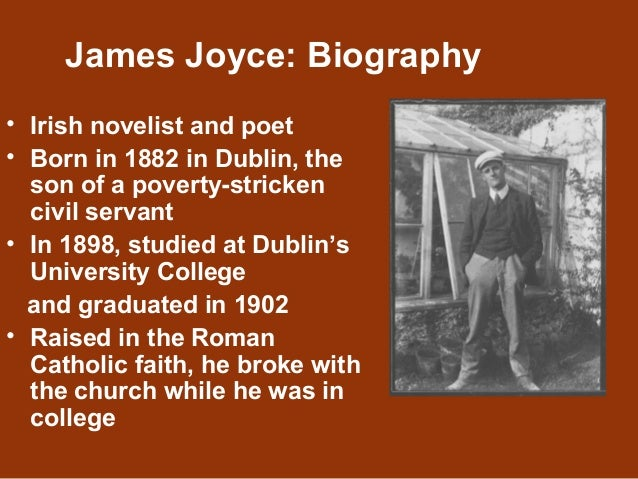 James Joyce araby pdf