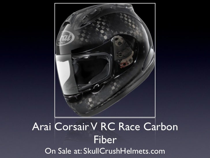Arai Corsair V Helmet