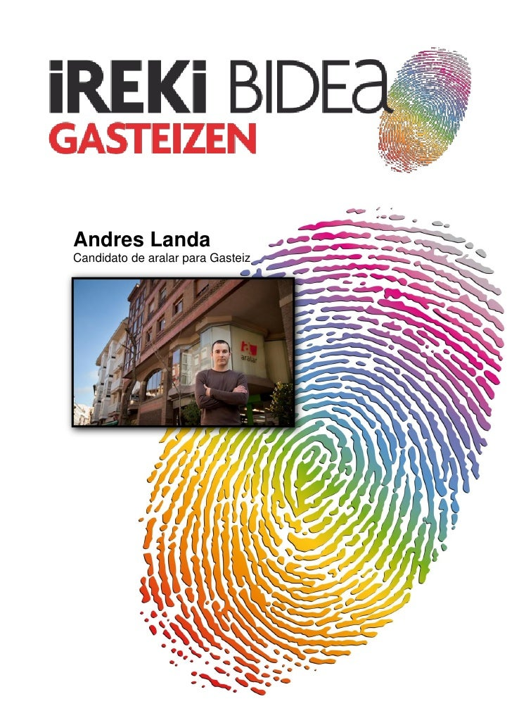 Aralar Gasteiz 2011 - Políticas estratégicas