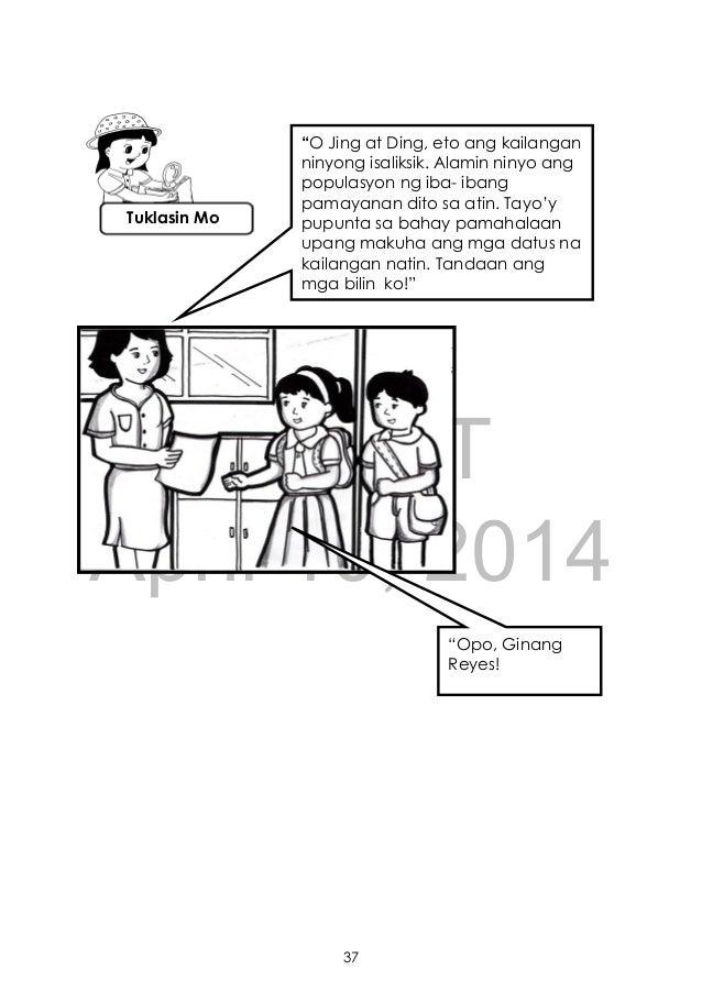 K TO 12 GRADE 3 LEARNER'S MATERIAL IN ARALING PANLIPUNAN