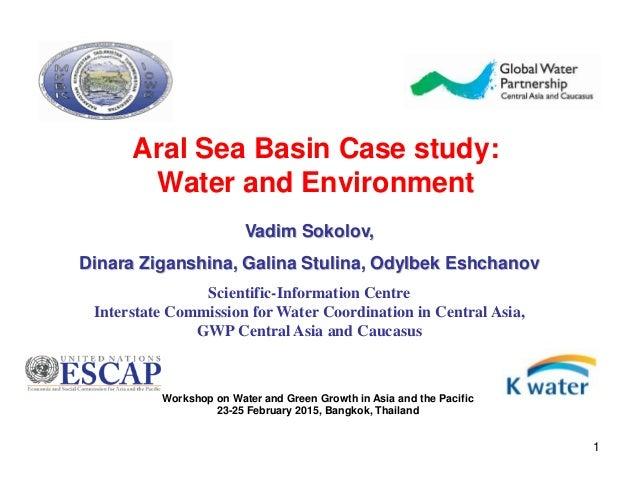 aral sea desertification case study