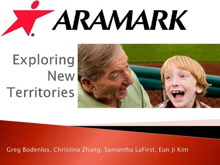Aramark: Integrated Marketing Communication Plan