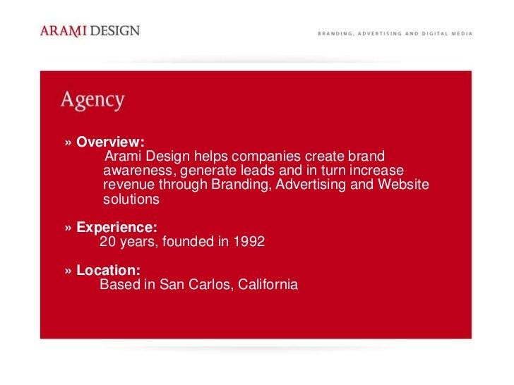 Arami Design Overview