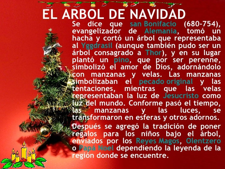 Arbol de navidad - Como poner el arbol de navidad ...