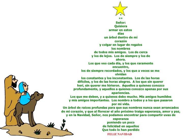 Arbol De Navidad Fe