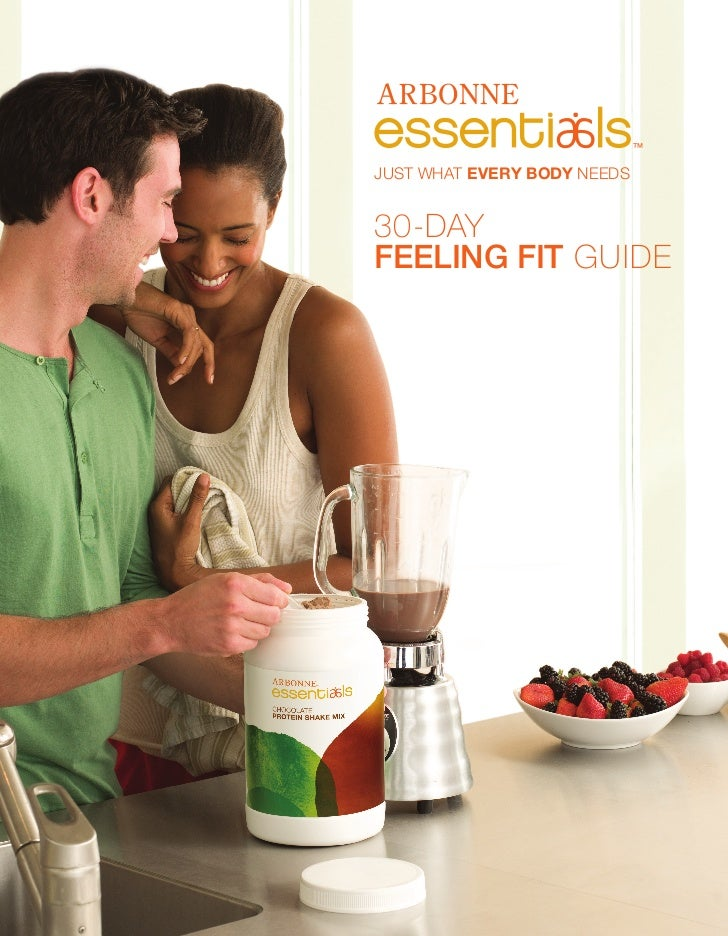 JUST WHAT EVERY BODY NEEDS30-DAYFEELING FIT GUIDE