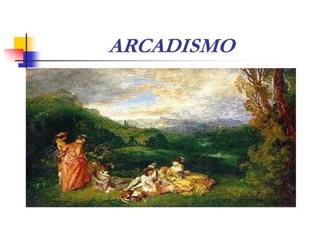 Arcadismo - Profª Vivian Trombini