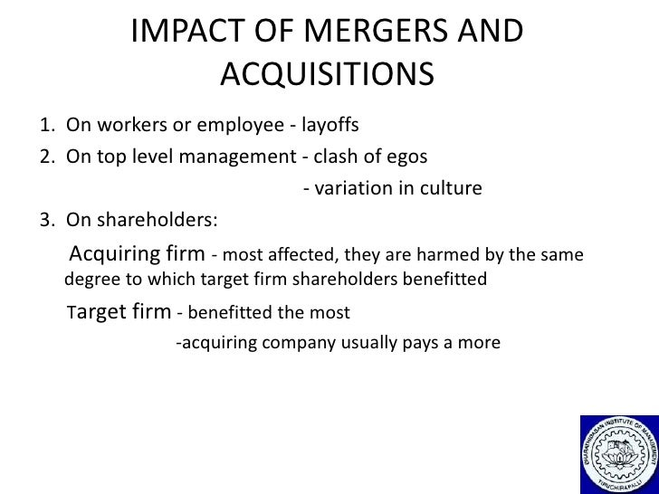 effect of merger on employees Merger: combined entity may lead to layover of 5000 employees,  the  combined entity of vodafone-idea merger may lead to a  according to an  economic times report, the ongoing merger  gst to impact your salary.