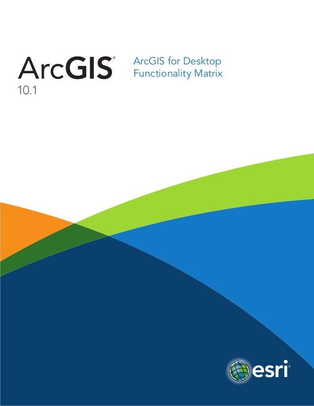 Arcgis Desktop 10.1 Crack