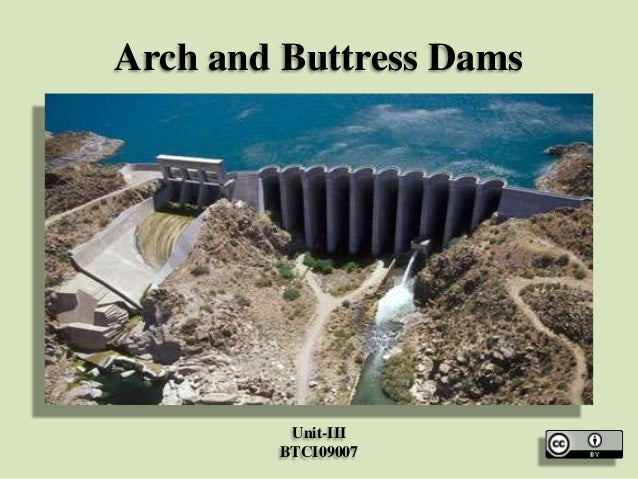 Arch and Buttress Dams