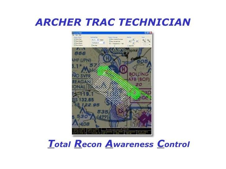 Archer trac module_1_-_intro_v1