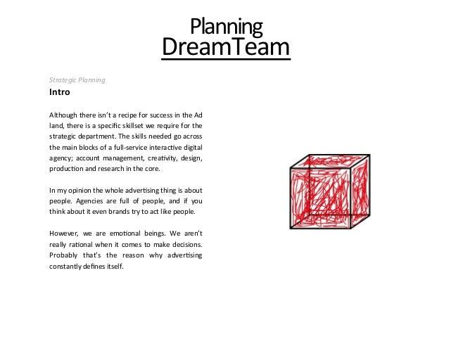 Planning Archetypes