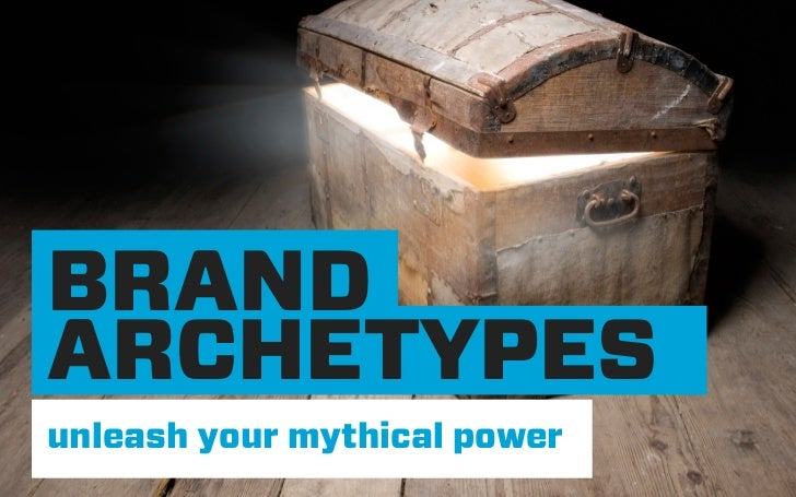 BRANDARCHETYPESunleash your mythical power