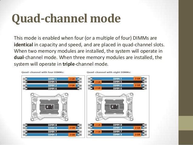 Multi Core 50m Ch 12 : Multi core processor and channel memory architecture