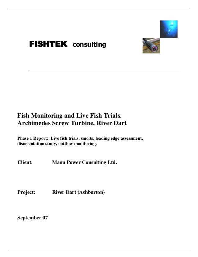 Archimedean screw-fish-passage-test-results-phase-1