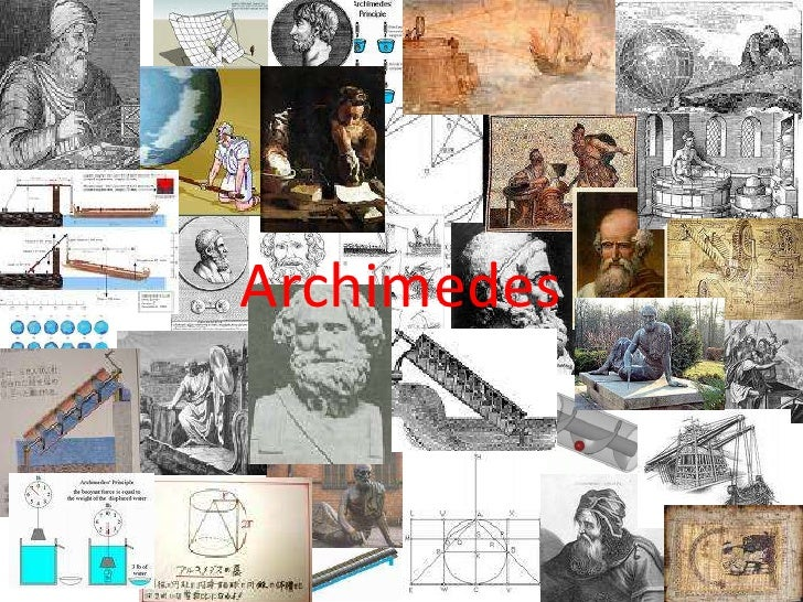 Archimedes<br />