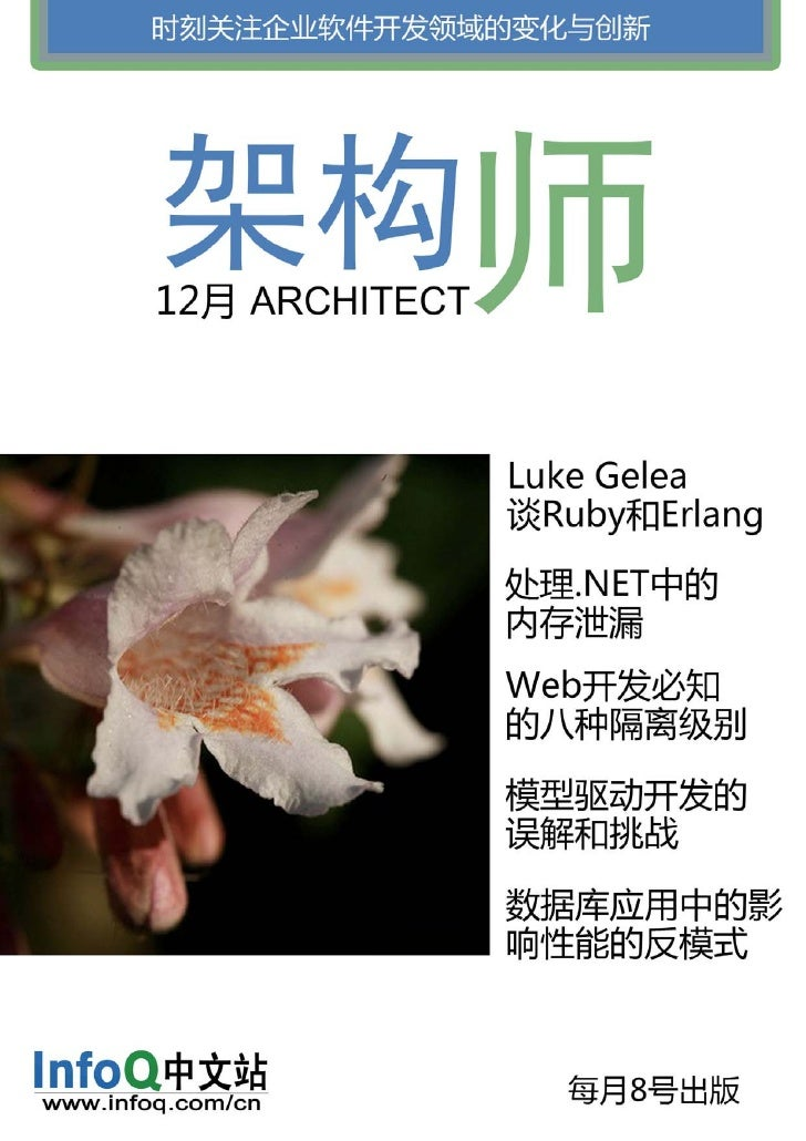Architect 200912-by-info q