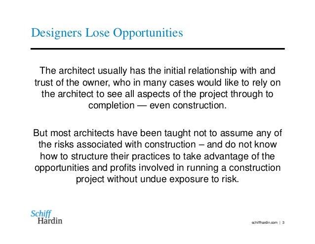 Architect business plan