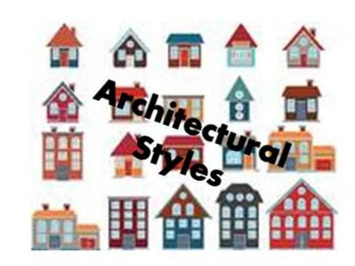 Architectural styles power point