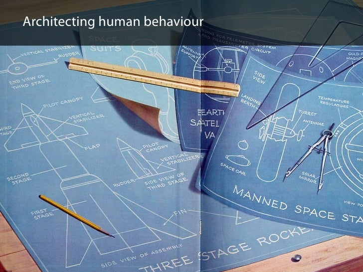 Architecting Human Behaviour