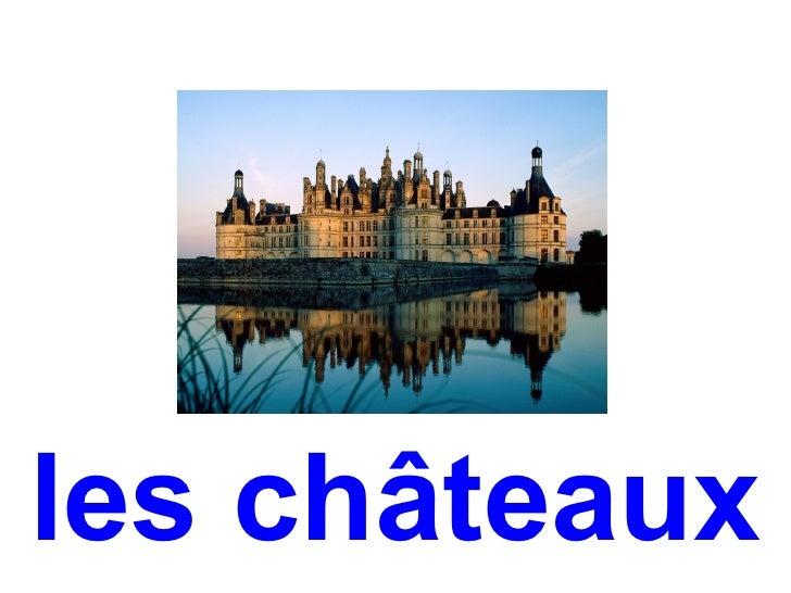 Architecture chateaux
