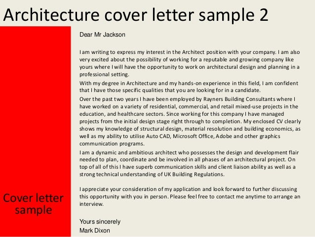 java architect resume architecture cover letter sample architect cover