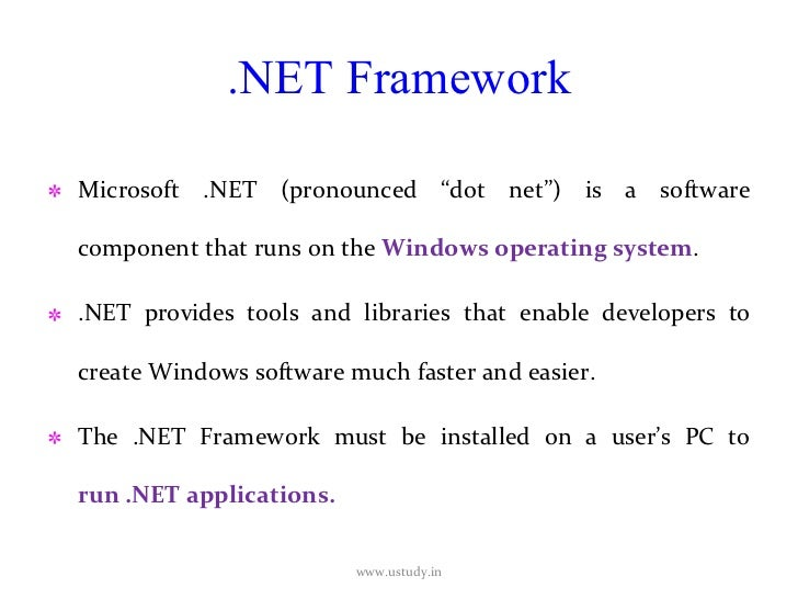 architecture of net framework At the end of the containerization process discussed in this reference architecture, your net framework application will be ready should you decide to refactor.
