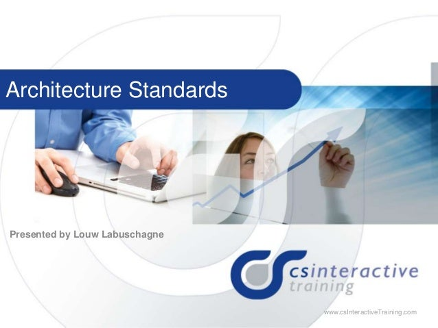Architecture Standards  Presented by Louw Labuschagne  1  www.csInteractiveTraining.com  www.csInteractiveTraining.com