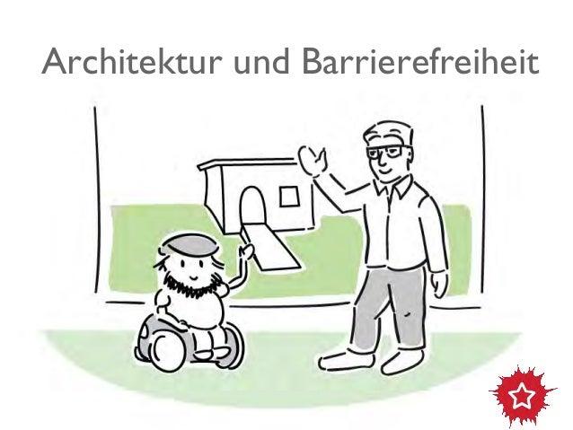 Architektur und Barrierefreiheit