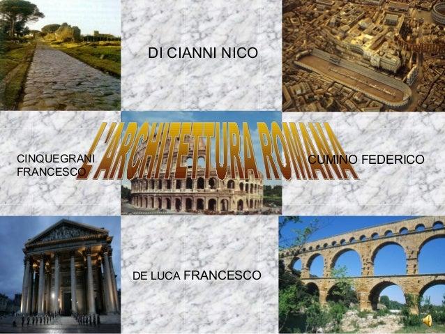 DI CIANNI NICOCUMINO FEDERICODE LUCA FRANCESCOCINQUEGRANIFRANCESCO