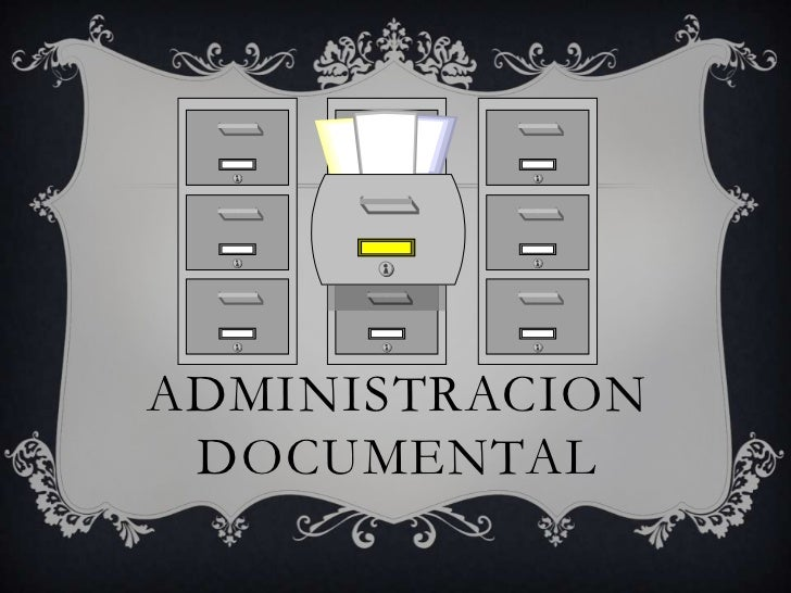 Archivos, Archivonomia y manual de procedimientos