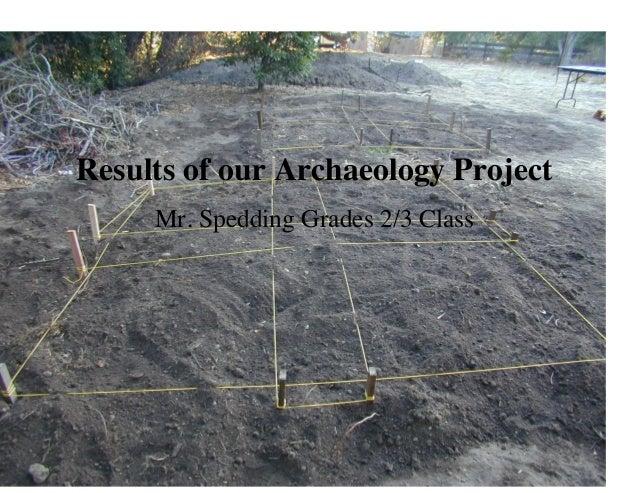 Arch presentation