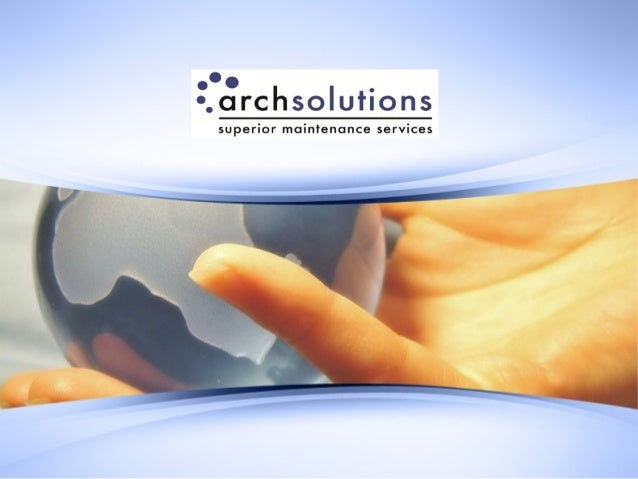 Introduction Arch Technology Solutions – Formerly SMC Electronics, formed in 1988 – A leading provider of alternative IT m...